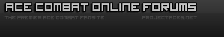 Ace Combat Online Forums